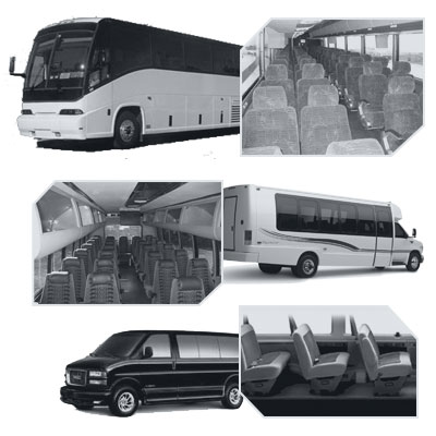 Milwaukee Coach Bus rental
