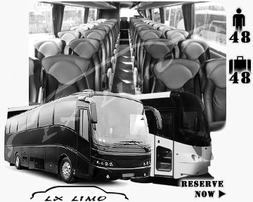 Milwaukee coach Bus for rental | Milwaukee coachbus for hire