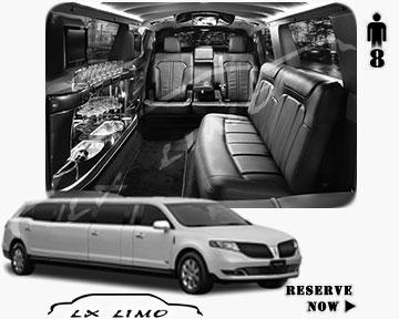 Stretch Limo for hire in Milwaukee