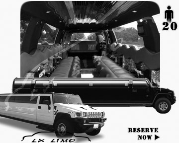 Milwaukee hummer Limo