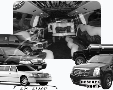 Milwaukee Stretch Limos for rental