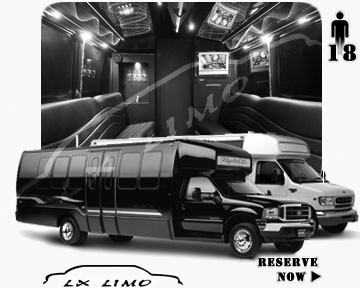 Milwaukee Party Bus party Bus | 18 passenger PartyBus in Milwaukee